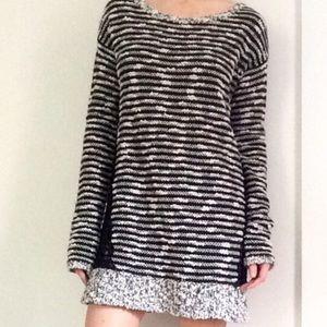 5-Anthropologie  moth sweater dress